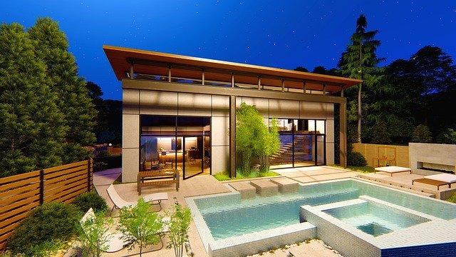 Feng Shui toegepast in de architectuur